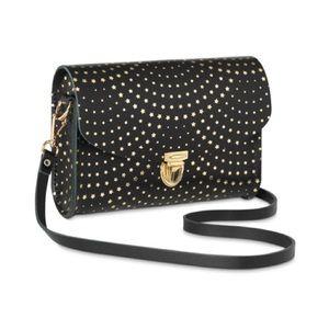 The Cambridge satchel company star print lock bag